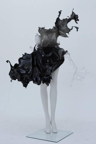 Inside The Showcabinet Exhibition In Collaboration With Iris Van Herpen
