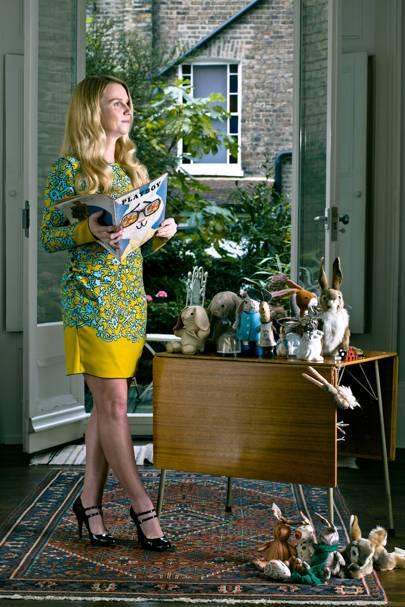 Katie Hillier: Rabbits