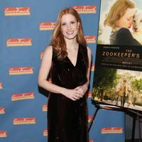 'The Zookeeper's Wife' Special Screening, New York - March 19 2017