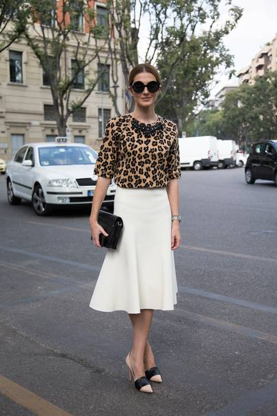 Kate Waterhouse, fashion writer