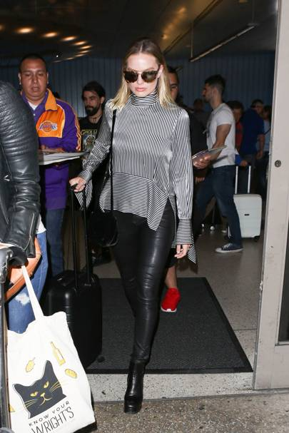 LAX Airport, Los Angeles - June 1 2017