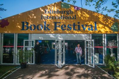 Edinburgh International Book Festival, Scotland