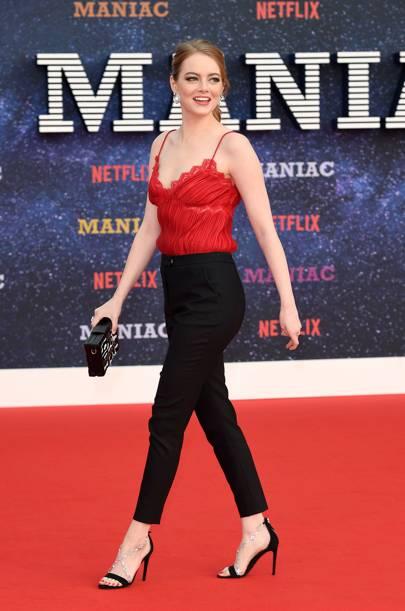 Netflix presents the world premiere of 'Maniac', London – September 13 2018