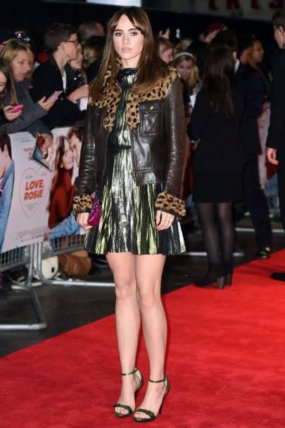 Love Rosie premiere, London - October 6 2014