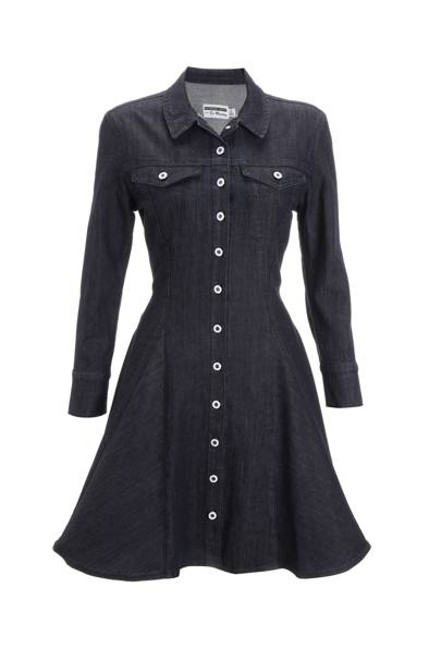 Denim dress, £135