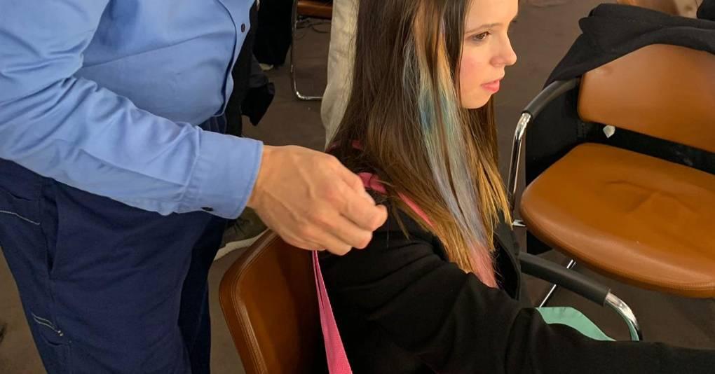Horizon Colour And Colour Clouds: 2 New Hair Colour Trends At Mary Katrantzou