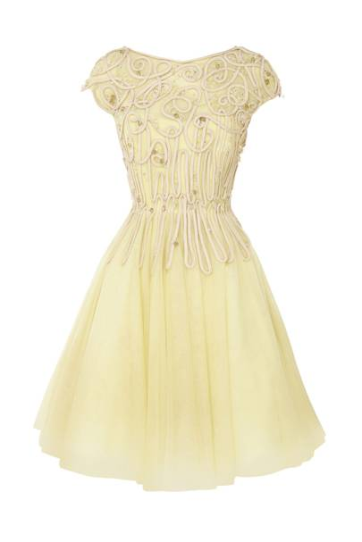 Daphne dress, £550