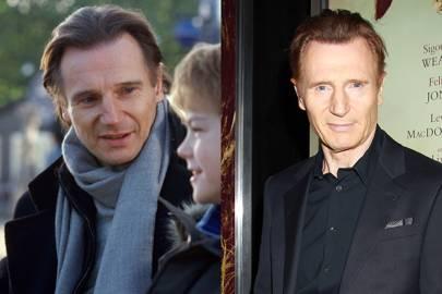 Liam Neeson as Daniel.