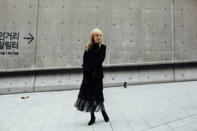 Seoul Fashion Week 2017 The Vogue Verdict