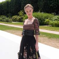 Dior Haute Couture AW18 show, Paris - July 2 2018