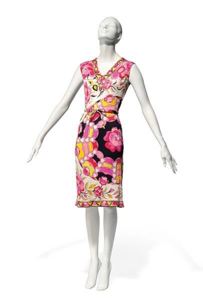 Emilio Pucci sleeveless summer dress