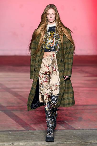 1f52e4fbef506 R13 Autumn Winter 2019 Ready-To-Wear show report