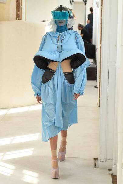 collection vintage bas AZUR nylon sans couture T 2