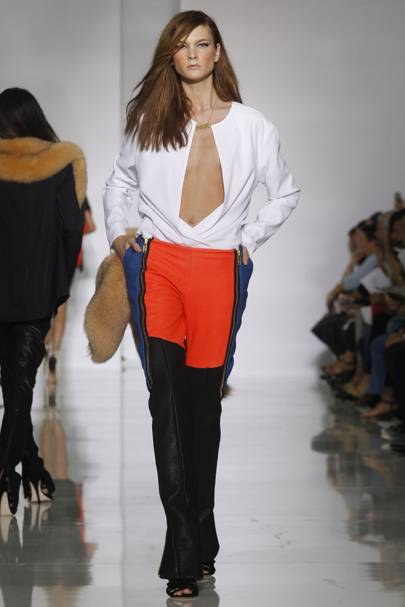 6a548d6eae0 Kanye West Spring Summer 2012 Ready-To-Wear show report ...