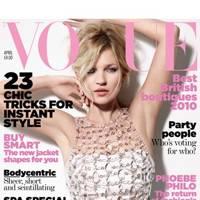 British Vogue, April 2010
