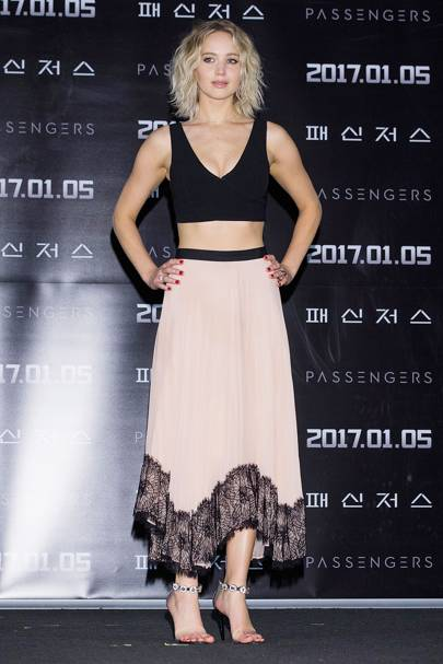 Passengers Press Conference, Seoul - December 16 2016