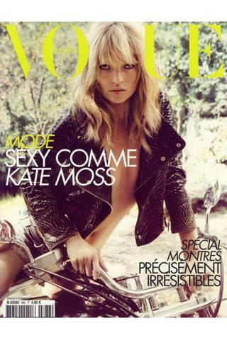 Vogue Paris, April 2008