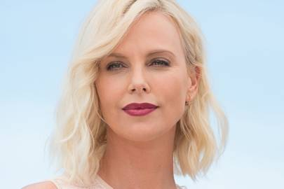 Charlize theron beauty interview british vogue on beauty charlize theron voltagebd Gallery