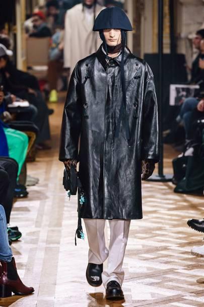 97a06dced9a4 Raf Simons Autumn Winter 2019 Menswear show report