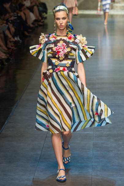 Dolce & Gabbana Summer Dress