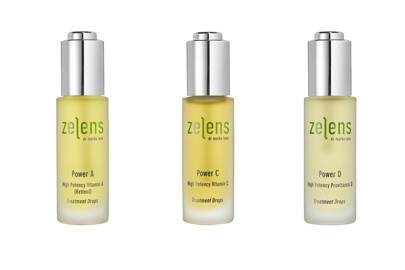 Zelens Treatment Drops, from £110 each at Cultbeauty.co.uk