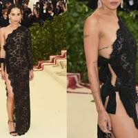 Zoe Kravitz Bows Out OF The Ordinary And Takes A Risk