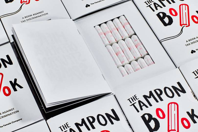 Why This Protest Tampon Book Is Flying Off The Shelves
