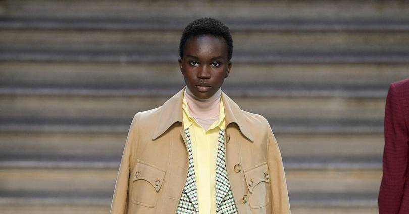 Victoria Beckham Spring Summer 2020 Ready To Wear Show Report British Vogue