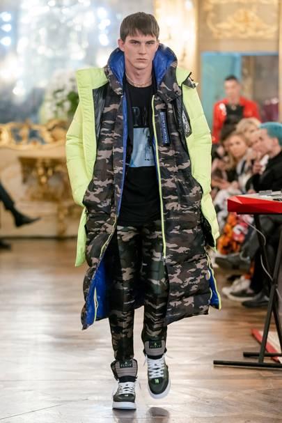 Philipp Plein Autumn Winter 2019 Menswear show report   British Vogue b6cdcf17cb84