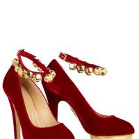 Jingle Bell Dolly shoes