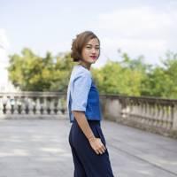 Mi Hyun Na, fashion designer and blogger