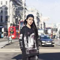 Fiona Dai, fashion student