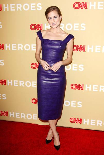 CNN Heroes Event, New York - November 19 2013