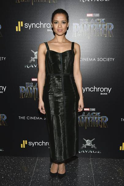'Black Panther' screening, New York – February 13 2018