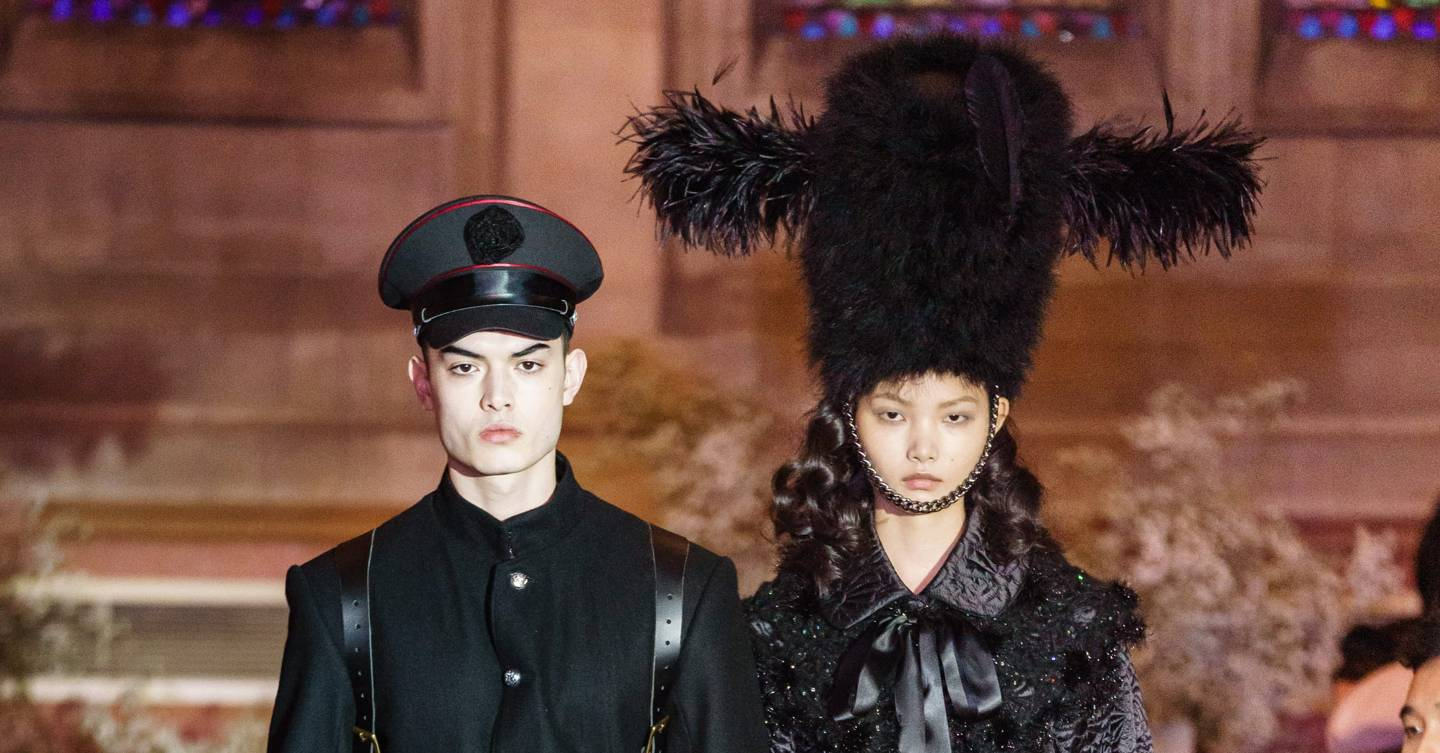 Ryan Lo Autumn/Winter 2019 Ready-To-Wear show report | British Vogue