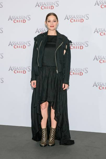 Assassin's Creed photocall, Berlin - November 30 2016