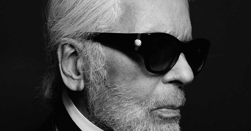 Will The Real Karl Lagerfeld Please Stand Up? | British Vogue
