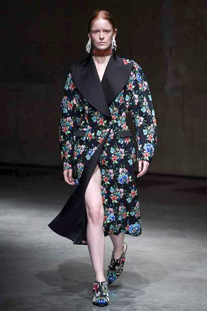 Christopher Kane Spring/Summer 2018 Ready-To-Wear show report | British  Vogue