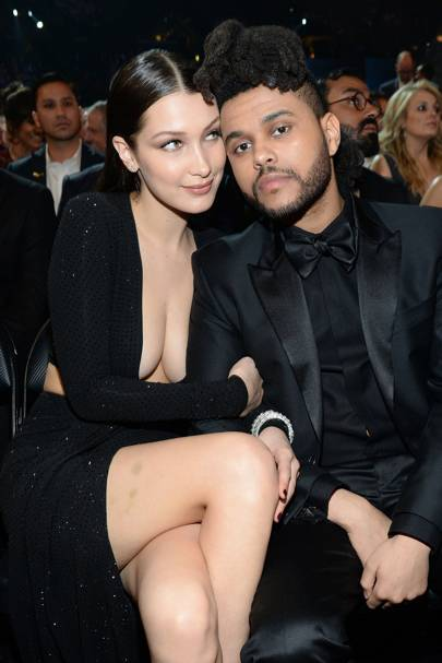 Bella Hadid & The Weeknd