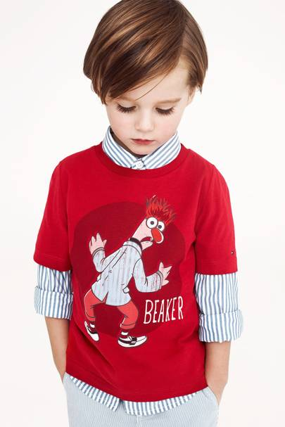 The Muppets for Tommy Hilfiger Childrenswear