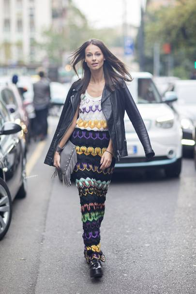 Kasia Ayerdrew, fashion editor