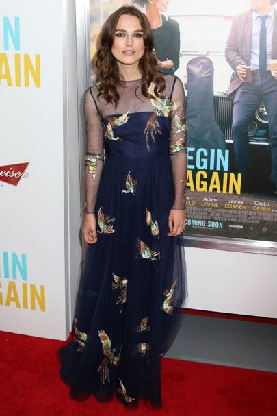 Begin Again premiere, New York – June 25 2014