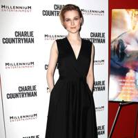 Charlie Countryman premiere, New York - November 13 2013