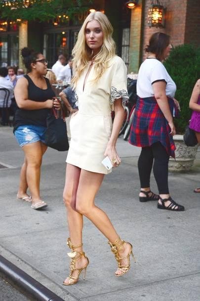 New York - August 5 2015