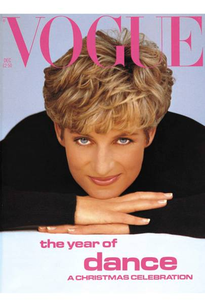 December 1991, Diana, Princess of Wales