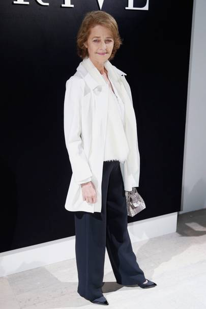 Giorgio Armani Prive show, Paris – January 26 2016