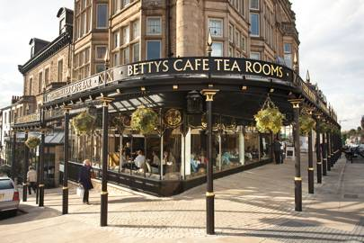 Bettys Café Tea Rooms