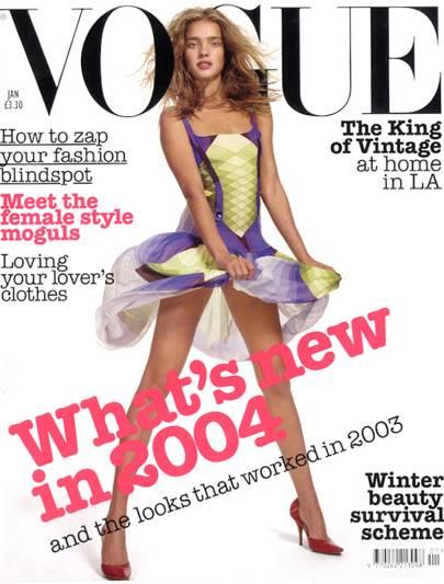 Vogue Cover, November 2004