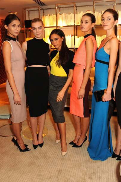 Victoria Beckham Selfridges event, London – November 20 2013