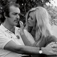 Sean Connery and Brigitte Bardot, 1967